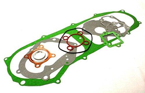 Dichtungssatz Motor komplett, MBK Mach G, Nitro - Yamaha Aerox, Jog RR - Malaguti F15 Firefox - Minarelli LC + AC - CPI Hussar Oliver Rexy - Aprilia SR50 WWW Rally