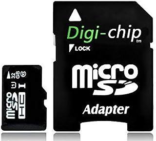 Digi Chip 32GB Micro SD Speicherkarte für Apeman, Aukey, toguard, oldshark, xuanpad, senwow & buiejdog Dash Cam im Auto Kameras