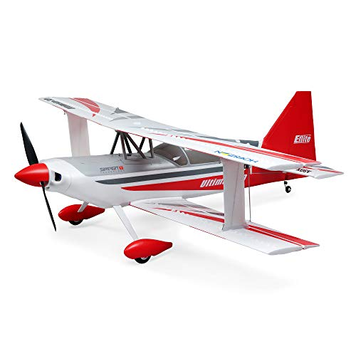 E-flite RC Airplane Ultimate 3D 950mm Smart BNF Basic (Transmitter, Battery and Charger not Included) with AS3X & Safe, EFL16550