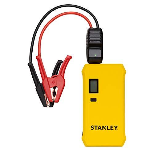 Stanley 201873 12v Jump Starter 12 V Lithium-Booster/Starthilfe, 1000A-11200 mAh