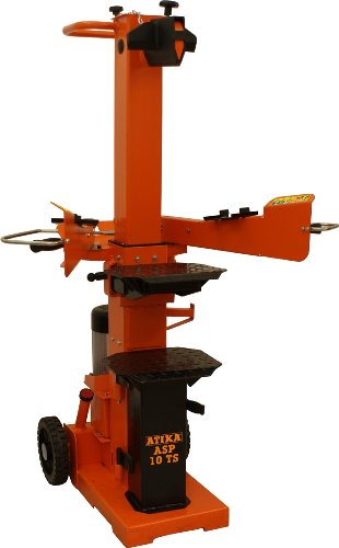 Atika ASP 10 TS  Elektro-Hydraulik-Brennholzspalter 301777, 10 t