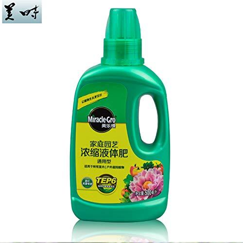 Brands Engrais liquide concentré tout usage pour plantes - Engrais liquide concentré - Pour feuillage général - Pour fleurs, fruits, légumes - 500 ml