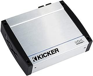 Kicker KXM1200.1 1200-Watt Mono Class D Marine Subwoofer Amplifier