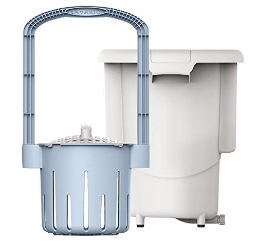 Lavario Manual Non-Electric Portable Clothes Washer