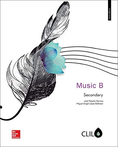 LA - Music Clave B 3 ESO CLIL. Libro alumno.