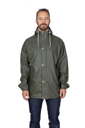 Tretorn Herren Regenjacke Sixten Rain Jacket, Forest Green, XXL, 475487-67