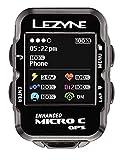 Lezyne Computer Micro Color GPS schwarz, One Size