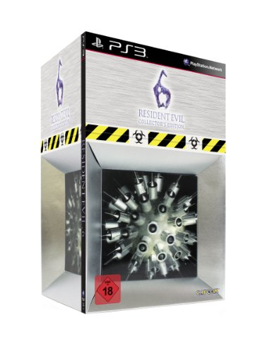 Resident Evil 6 - Collector's Edition (uncut)