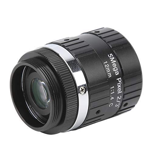 Vaste focale lens, lage vervorming en hoge compatibiliteit Beveiligingscameralens met 5MP HD Prime-lens voor digitale videocamera