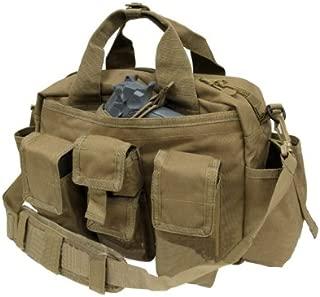 Condor Shooter's Tactical Response Bag - Coyote Tan