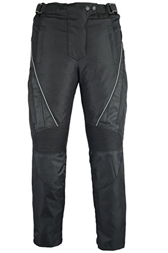 Bikers Gear Thermo-Schlauch für Motorradfahrer - Wasserdicht - Größe 40 - Bein: 32