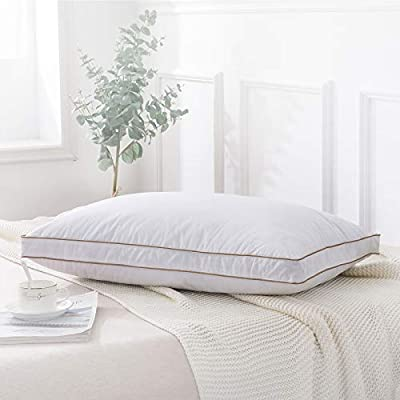 Decroom Natural Goose Down Feather Pillows for ...