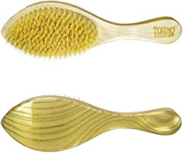 Torino Pro Wave Brushes By Brush King #8- Medium Curve Brush- Patented Design- For 360 waves