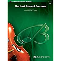 The Last Rose of Summer - Irish Folk Song / arr. Jeffrey E. Turner - Conductor Score