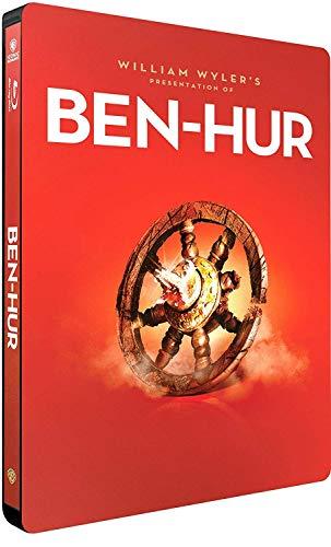 Ben Hur (Iconic Moments) (2 Blu-Ray) (Steelbook) [Italia] [Blu-ray]