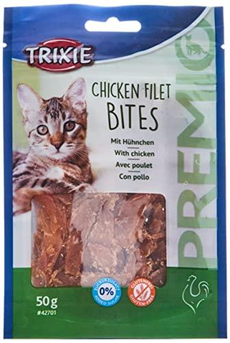 Trixie TX-42701 PREMIO Chicken Filet Bites 50g