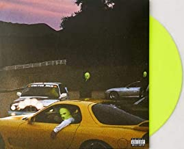 JACKBOYS - Exclusive Limited Edition Yellow Colored Vinyl LP