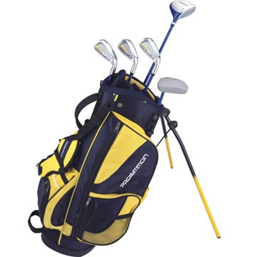Prosimmon Icon Junior Golf Club Set & Stand Bag