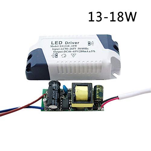Preisvergleich Produktbild DIY LED Driver 3W-24W Dimmbare Ceilling Licht Lampe Transformator Netzteil (18-24W)