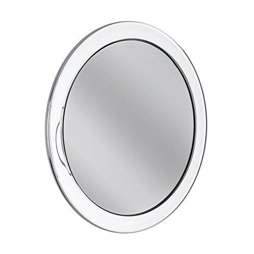 Sanixa TA44405 Hochwertiger Kosmetik-Spiegel 8-Fach Vergrößerung mit Saugnäpfen Schminkspiegel Vergrößerungsspiegel Make-Up Spiegel Bad Rasierspiegel
