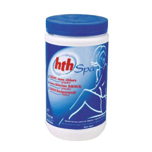 HTH SPA Chemie Schock Sauerstoffpulver (1.2 kg)