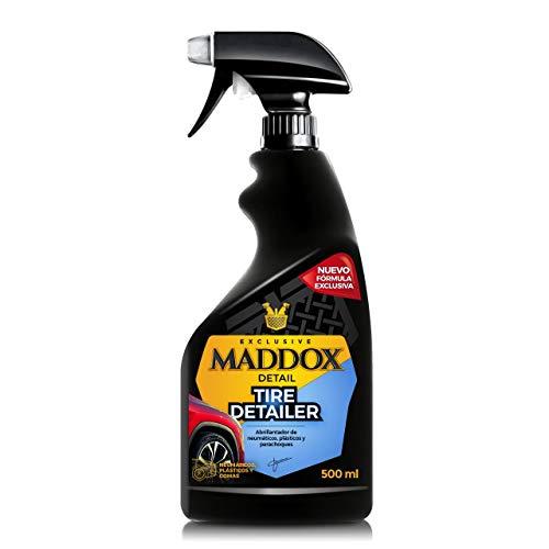 Maddox Detail - Tire Detailer - Abrillantador de Neumáticos