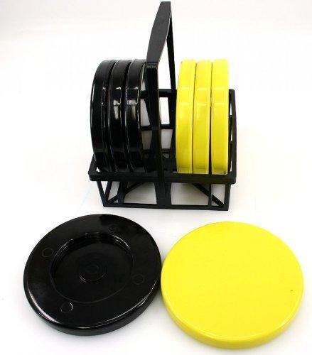 Unbekannt Shuffleboard Standard Discs, Shuffleboard Scheiben