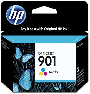 HP 901   Ink Cartridge   Tri-Color   Economy Size   B3B10AN