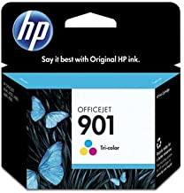 HP 901 | Ink Cartridge | Tri-Color | Economy Size | B3B10AN | Discontinued by Manufacturer