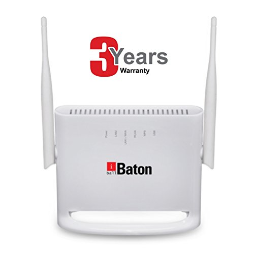 iBall 300M Extreme High Power Wireless-N Router