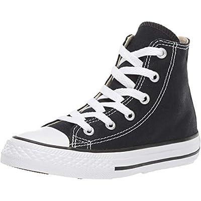 childrens black converse