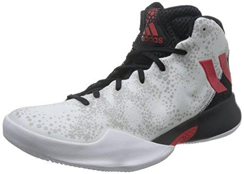 adidas Crazy Heat, Scarpe da Basket Uomo