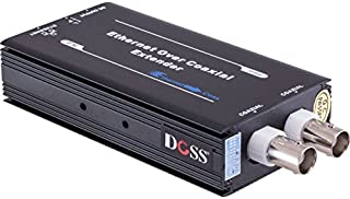 IPOC1KPT DOSS Active Ethernet &PoE Over Coax Transmitter Only Upto 1Km 1Ch Active Ethernet and Power Transmitter 1-Ch Acti...
