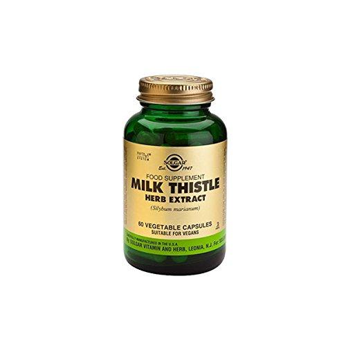 Solgar Milk Thistle Herb Extract (Cardo Mariano)