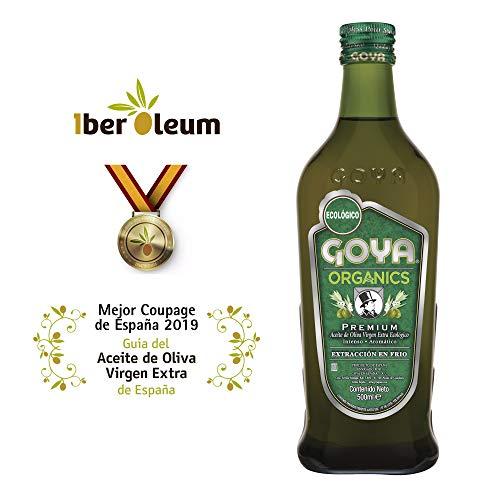 Goya Ecológico – Aceite de Oliva Virgen Extra – 500 ml