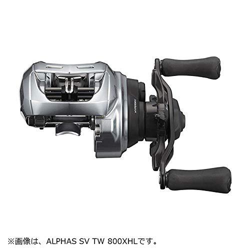 ダイワアルファスSVTW800HL左ハンドル(ベイトリール)[2021年モデル]