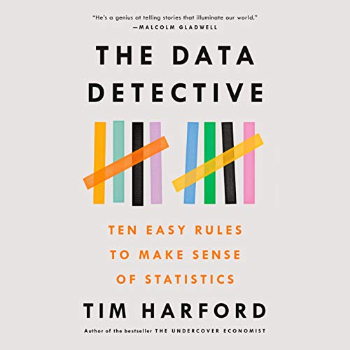 The Data Detective cover art