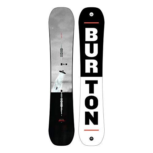 Burton Process Camber 19/20 Twin Tip Allmountain Freeride Snowboard 10692106000(162 W)