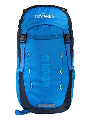 Tatonka Wokin 15 Rucksack Kinder Bright Blue 2020 Outdoor-Rucksack