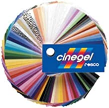 Rosco Cinegel 1.5 Inch X 3.25 Inch Swatchbook