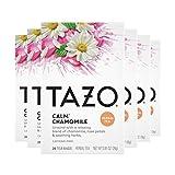 Tazo Tea Bags For a Calming Beverage Calm Chamomile Caffeine-Free 20...