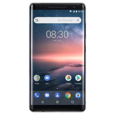 Nokia 8 Sirocco 4G 128GB Negro - Smartphone (14 cm (5.5\