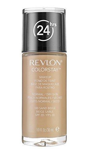 3 x Revlon Colorstay Make Up Normal/Dry Skin 30ml - 180 Sand Beige