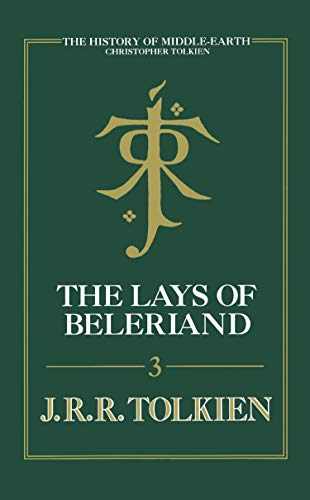 The Lays of Beleriand (The History of Middle-earth, Book 3) (English Edition)