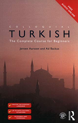Compare Textbook Prices for Colloquial Turkish: The Complete Course for Beginners Colloquial Series 2 Edition ISBN 9781138950214 by Aarssen, Jeroen,Backus, Ad