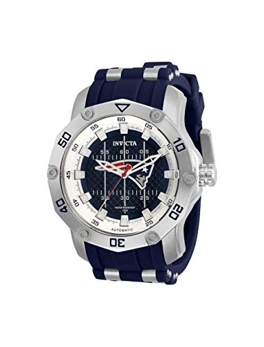 Invicta NFL New England Patriots Watch
