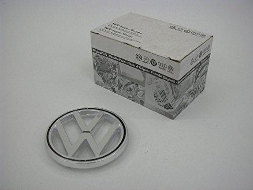 Volkswagen Original VW Front Grill Badge Emblem Chrome - 113853601B