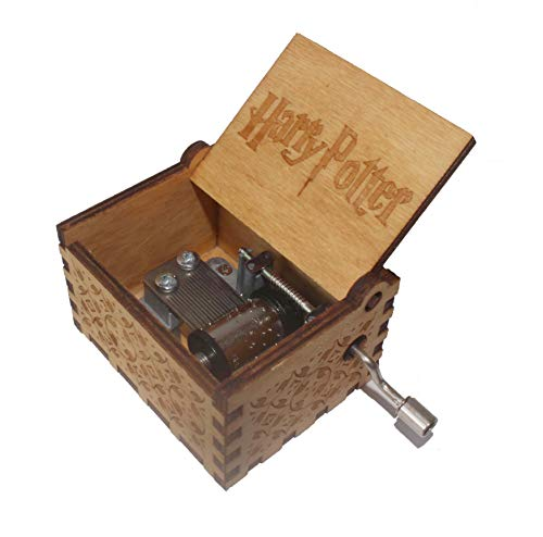 Caja Musica Harry Potter  marca wishing