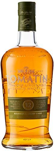 Tomatin Whisky 12 43º - 1000 ml