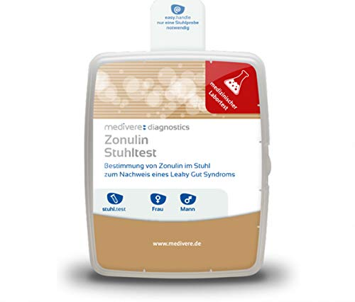 Zonulin Stuhltest - Leaky Gut Syndrome!